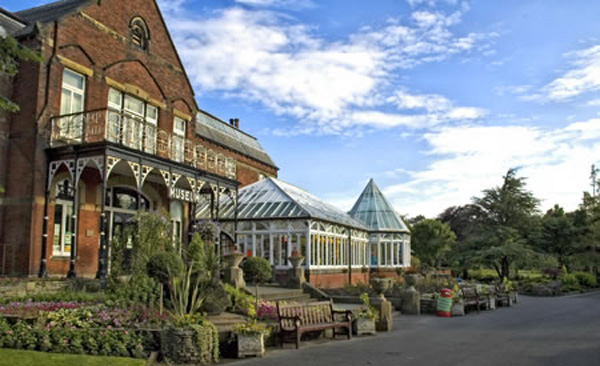 Botanic Gardens in Southport